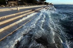 Listen as the Roaring Waves Play Beautiful Music on This Sea Organ in Zadar, Croatia!