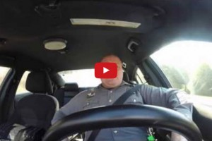 Cop Gets Busted By His Own Dash Cam